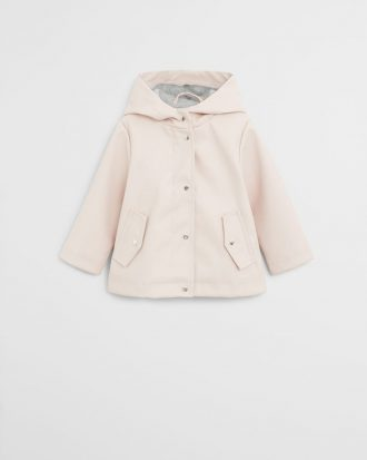 MANGO - Anorak Snow - Rose