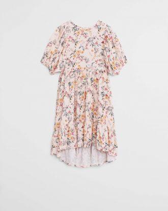 MANGO - Robe Petunia - Rose Clair