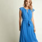 MAISON 123 - Robe Dansante - Bleu