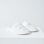 ETAM - HOTEL Chaussons mules - Blanc