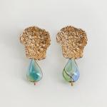 MANGO - Boucles d'Oreilles AMY - Or
