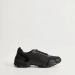 MANGO - Chaussures Runmilan - Noir