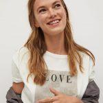 MANGO - T-Shirt PSSTRASI - Blanc