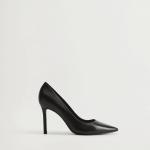MANGO - Chaussures DESI - Noir