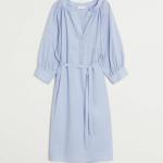 MANGO - Robe  Purpu-H - Bleu