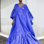 Adama Paris - Robe Vera Bubu - Bleu