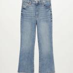 MANGO - Jeans  Sienna - Bleu