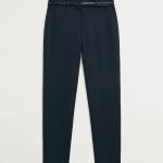 MANGO - Pantalon BOREAL - Bleu