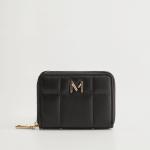 MANGO - Porte Monnaie P GINNI - Noir