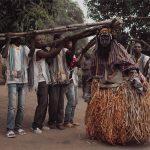 Dance du masque Gbah