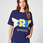 JENNYFER - T-shirt Riverdale - Marine