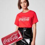 JENNYFER - Box cadeau Coca-Cola - Rouge