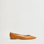 MANGO - Chaussures Leeds - Orange