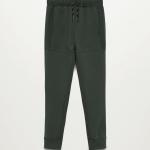 MANGO - Pantalon Lewis8 - Kaki