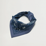 MANGO - Pochette Nbass - Bleu