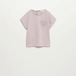 MANGO - T-Shirt  Irene - Rose