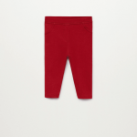 MANGO - Leggings  Terry7 - Rouge