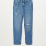 MANGO - Jeans  Danny - Bleu