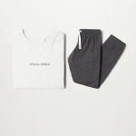 MANGO - Pyjama  Chilled - Gris