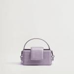 MANGO - Sac Ursula - Violet