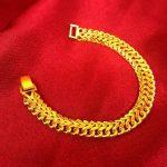 KALYSSA - Bracelet Moorea - Or jaune